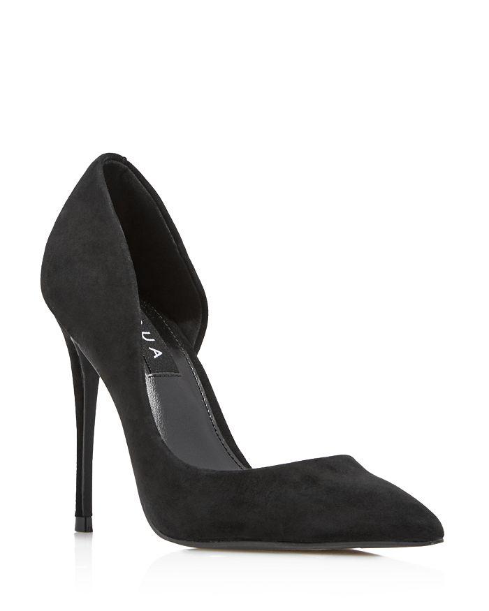 meet new specials a few days away Women's Dion Half d'Orsay High-Heel Pumps - 100% Exclusive