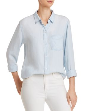 INGRID CHAMBRAY SHIRT