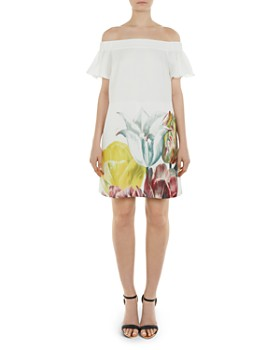 71ccbc7ea66176 Ted Baker - Nayylee Tranquility Tunic-Style Romper ...