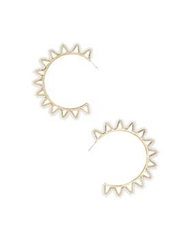 BAUBLEBAR - Mariza Hoop Earrings