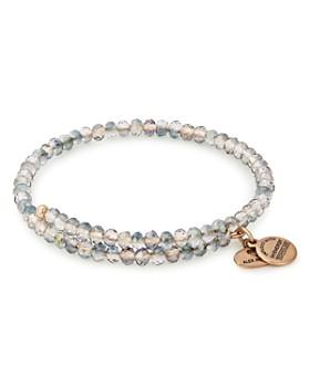 Alex and Ani - Brilliance Icy Mirage Expandable Wrap Bracelet