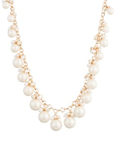 "Carolee Cultured Freshwater Pearl Statement Necklace, 16"" - Bloomingdale's_0"