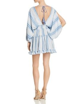 MISA Los Angeles - Caterina Split-Sleeve Dress