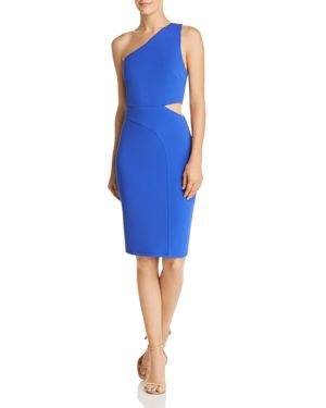 Laundry by Shelli Segal One-Shoulder Cutout Dress - 100% Exclusive 3020735