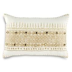 "John Robshaw - Primrose Gold Decorative Pillow, 12"" x 18"""