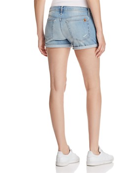 Joe's Jeans - Rolled Denim Shorts in Geneva