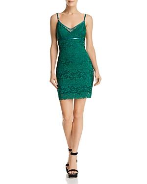 Guess Jojo Lace Body-Con Dress