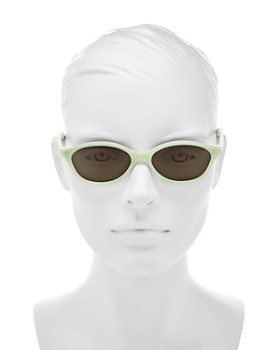 Illesteva - Women's Vilma Square Sunglasses, 52mm