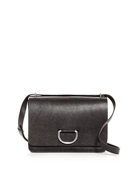 Burberry - Medium Leather D-Ring Bag