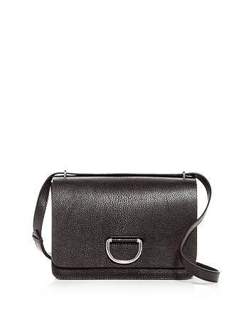 Burberry - Medium Leather D-Ring Bag