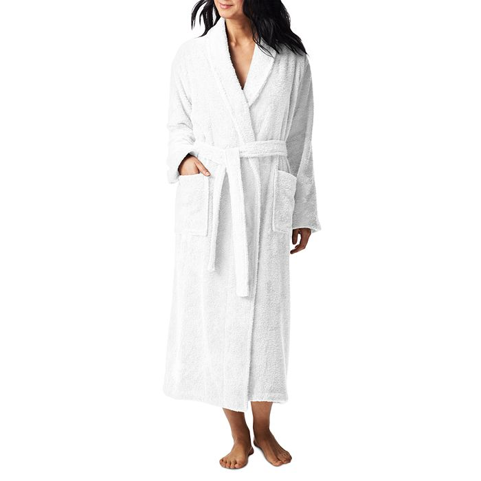 Coyuchi - Unisex Cloud Loom Organic Cotton Robe