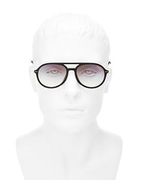 e2b45d0d41e2 ... 53mm Carrera - Men s Brow Bar Aviator Sunglasses