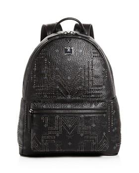 MCM - Stark Gunta Medium Studded Backpack ... a6700ffbd164e