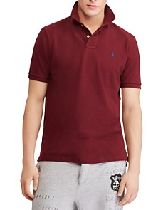 Polo Ralph Lauren - Polo Mesh Custom Slim Fit Polo Shirt