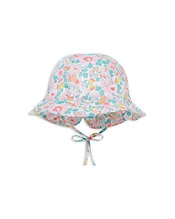Jacadi - Girls  Floral Hat - Baby cbeaf1af2a0