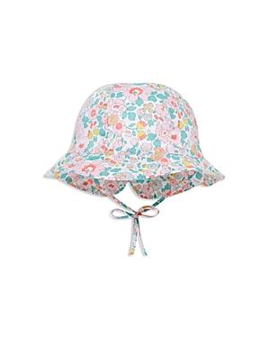 Jacadi Girls Floral Hat  Baby