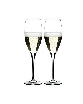 Riedel - Heart To Heart Champagne, Set Of 2