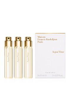 Maison Francis Kurkdjian Aqua Vitae Travel Spray Refill Set - Bloomingdale's_0
