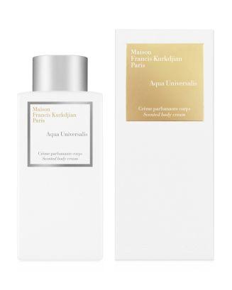 Aqua Universalis Scented Body Cream 8.5 Oz. by Maison Francis Kurkdjian