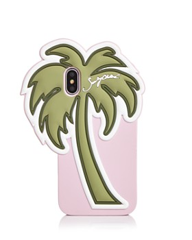 See by Chloé - Palm Tree iPhone X Case