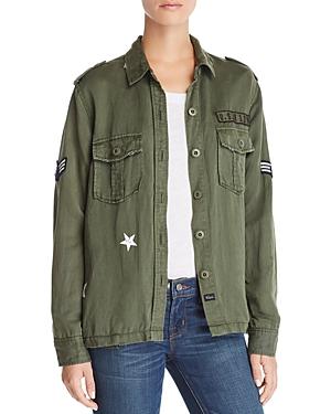 Rails Kato Military Shirt Jacket