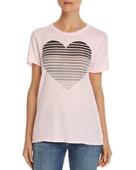 CHASER - Heart Graphic Tee