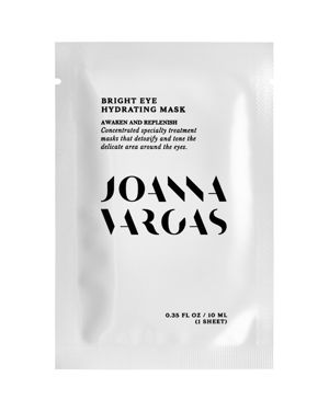 JOANNA VARGAS BRIGHT EYE HYDRATING MASKS, SET OF 5