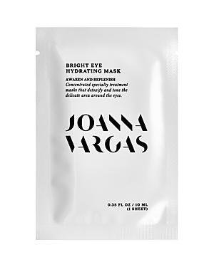 Joanna Vargas Skincare Bright Eye Hydrating Masks, Set of 5