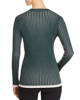 Burberry - Tygart Ribbed Sweater