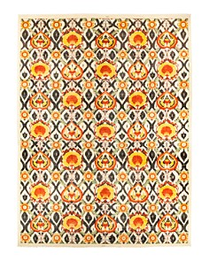 Solo Rugs - Suzani 1 Area Rug Collection