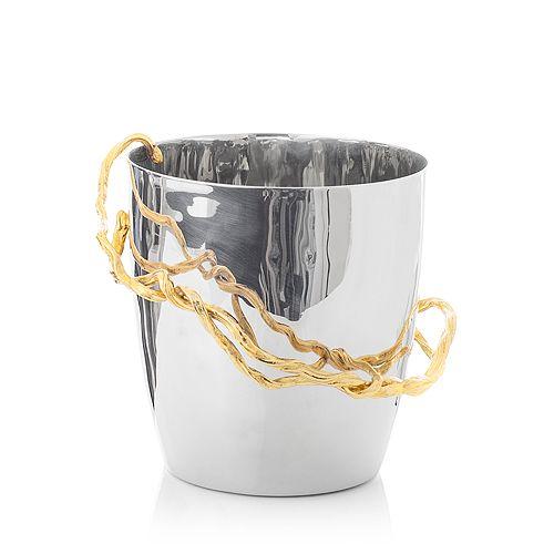 Michael Aram - Wisteria Gold Champagne Bucket