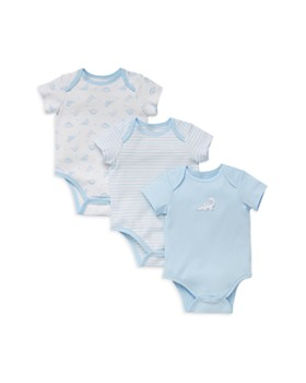 Little Me - Boys' Dino Bodysuits, Pack of 3 - Baby