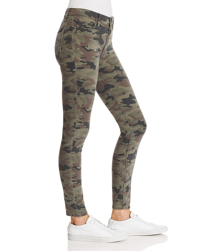 15ccb395f85 Hudson Barbara High Rise Ankle Skinny Jeans in Deployed Camo ...