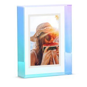 Argento Iridescent Frame, 4 x 6