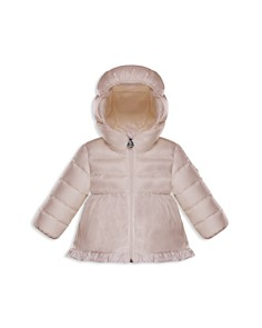 Moncler Girls' Odile Ruffled Puffer Jacket - Baby - Bloomingdale's_0
