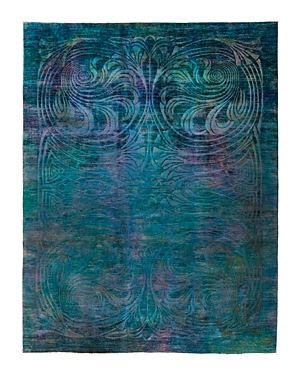 Solo Rugs Vibrance 11 Area Rug, 9'1 x 11'9