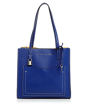 Marc Jacobs Medium Grind T-Pocket Leather Tote