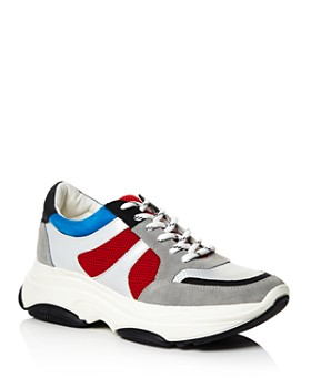 AQUA - Women's Ike Lace Up Sneakers - 100% Exclusive