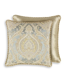 "Rose Tree - Norwich Decorative Pillow, 17"" x 17"""