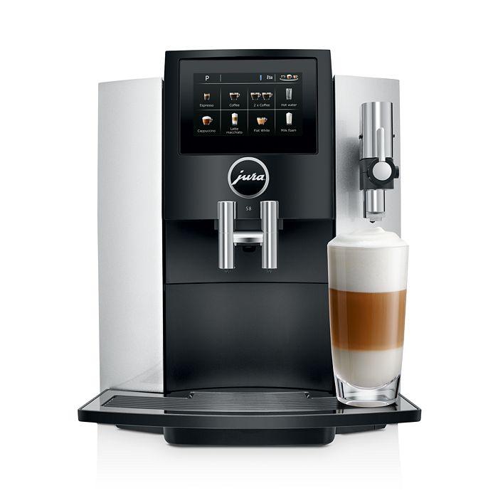 Capresso - S8 Super Automatic Espresso Machine