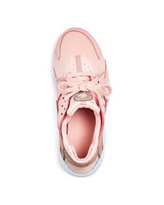 Nike - Girls' Huarache Run Lace Up Sneakers - Big Kid