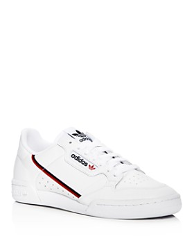 Adidas - Men's Continental 80 Leather Lace Up Sneakers