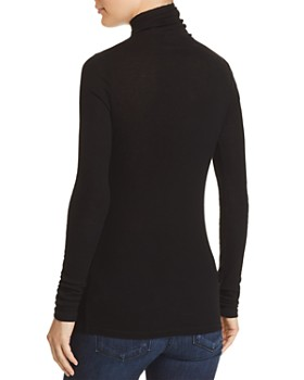 Theory - Ribbed Turtleneck Top