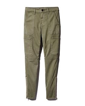 J Brand - Skinny Utility Pants in Castor Gray