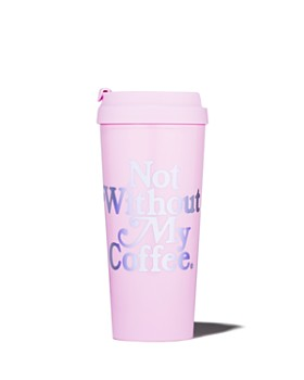 ban.do - Not Without My Coffee Hot Stuff Thermal Mug
