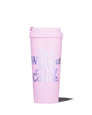 ban. do Not Without My Coffee Hot Stuff Thermal Mug