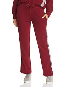 Splendid - Side-Snap Sweatpants - 100% Exclusive
