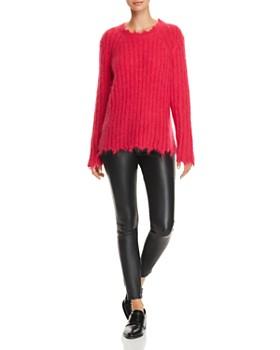 IRO.JEANS - Grunge Cashmere Sweater