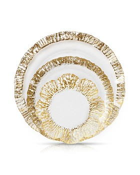 VIETRI - Rufolo Gold Dinnerware Collection