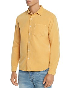 FRAME - Corduroy Regular Fit Shirt